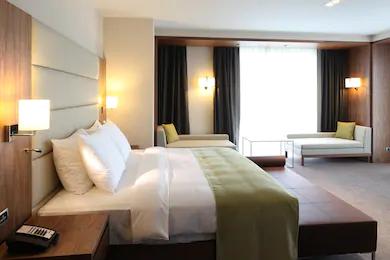 Hotel - arredamento contract